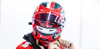 Mattia Binotto on Charles Leclerc