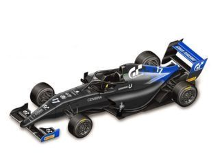 Igor Fraga car for Formula Regional European Championship