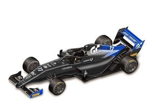 Igor Fraga car for Formula Regional European Championship