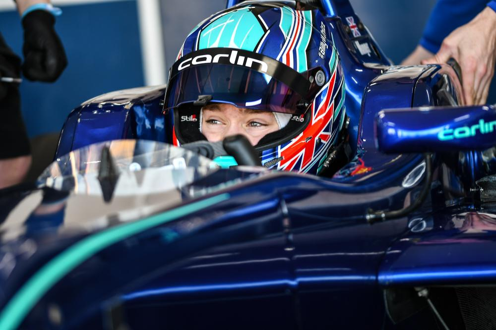 Billy Monger, EF Open