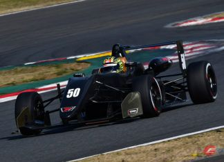 Enaam Ahmed joins B-Max with Ameya Vaidyanathan in Japanese F3