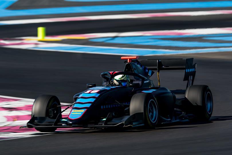 Andreas Estner, F3 2019