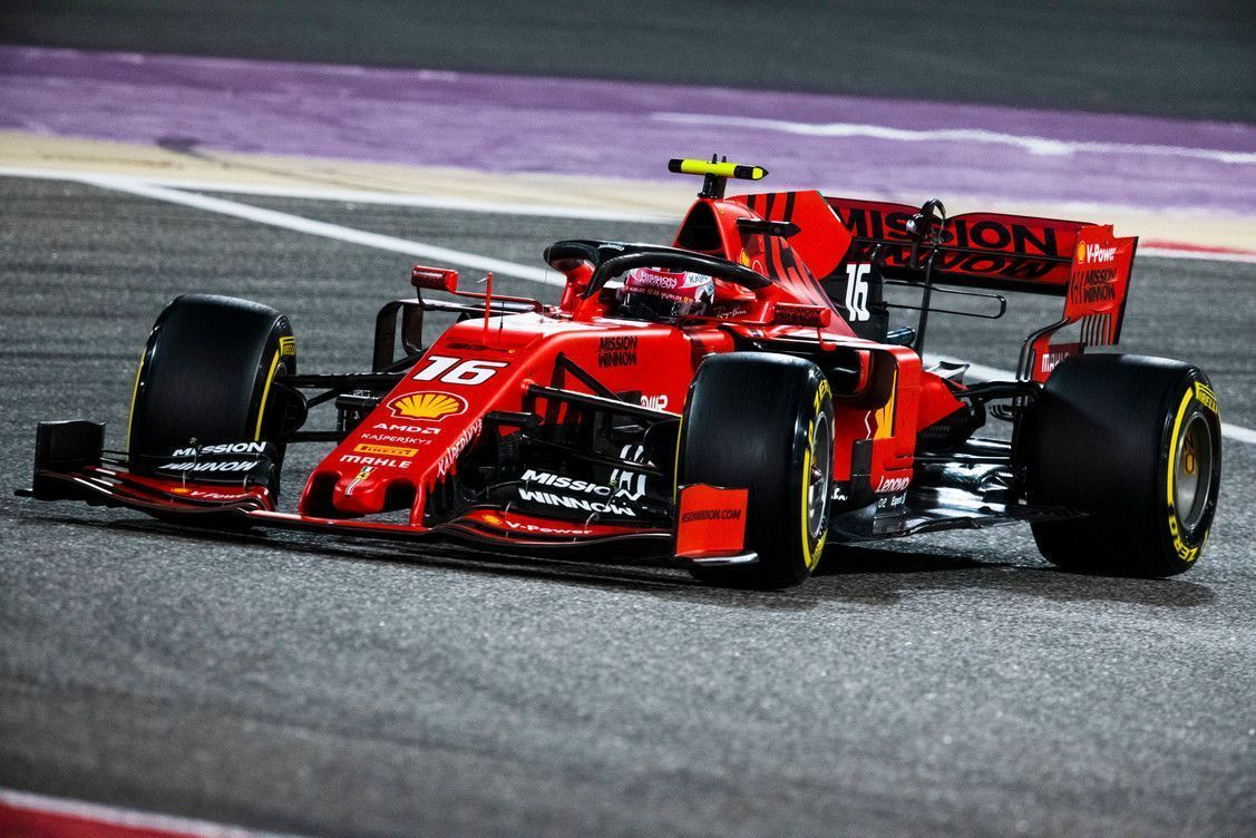 Leclerc To Use Bahrain Gp Pu In Chinese Gp As Ferrari Reveals Root Cause