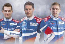 Stoffel Vandoorne, SMP Racing, WEC