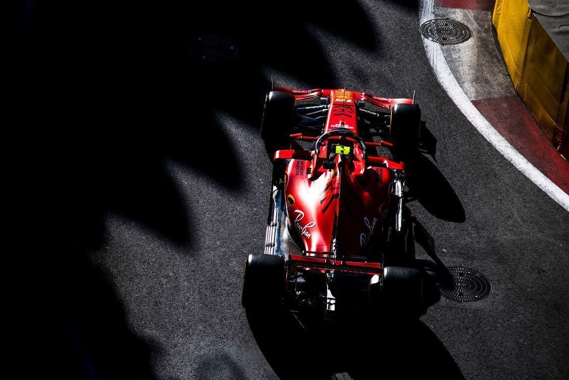 Ferrari, Azerbaijan GP