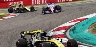 Daniel Ricciardo, Renault, F1 Chinese GP