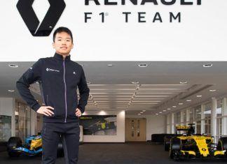 Ye Yifei, Renault