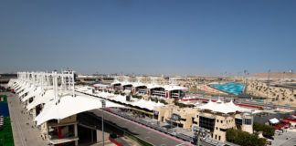 F1 2019 Bahrain test