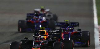 Pierre Gasly, Red Bull F1, Bahrain GP