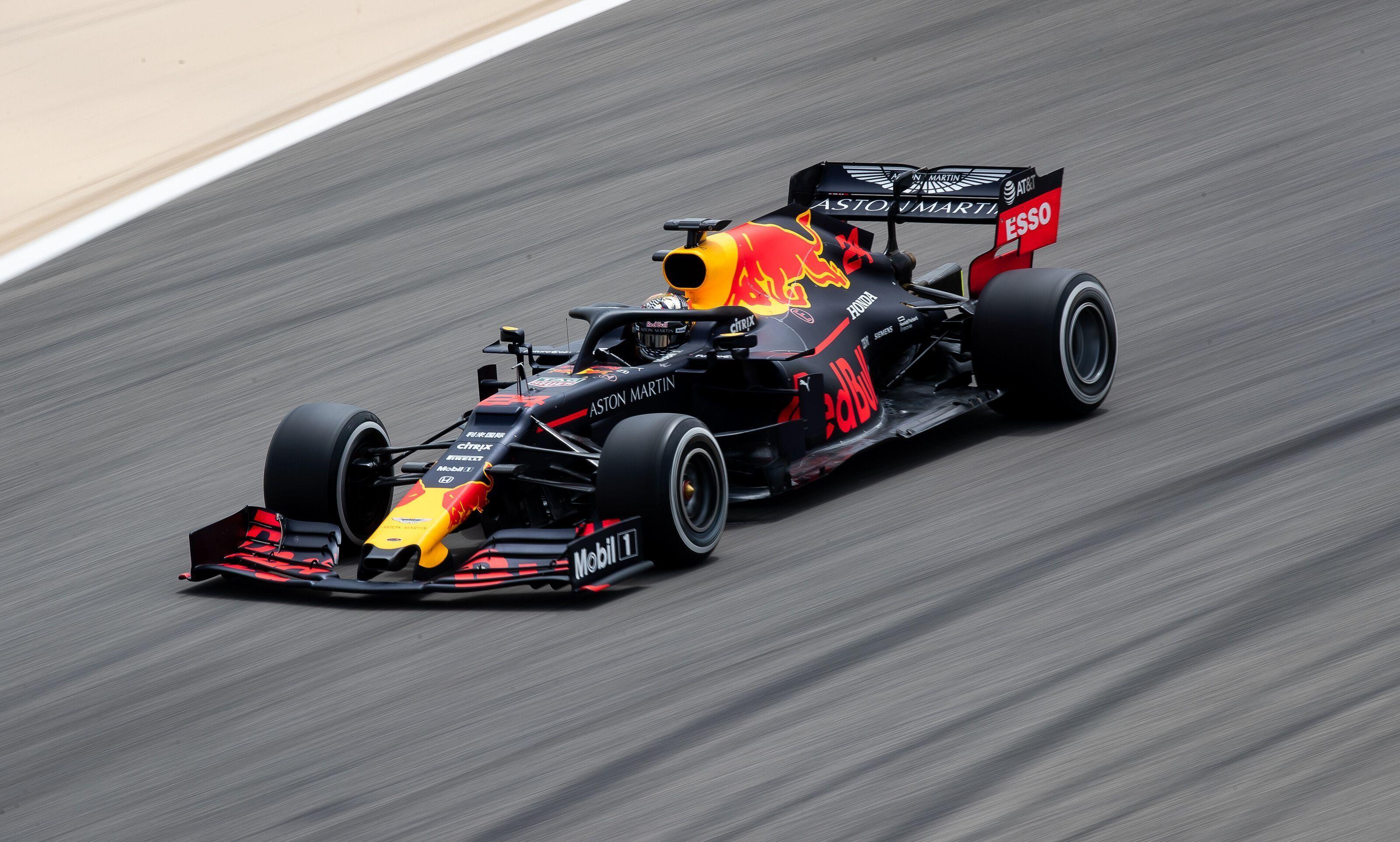 Dan Ticktum, Red Bull F1