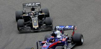 Alexander Albon, F1 Chinese GP