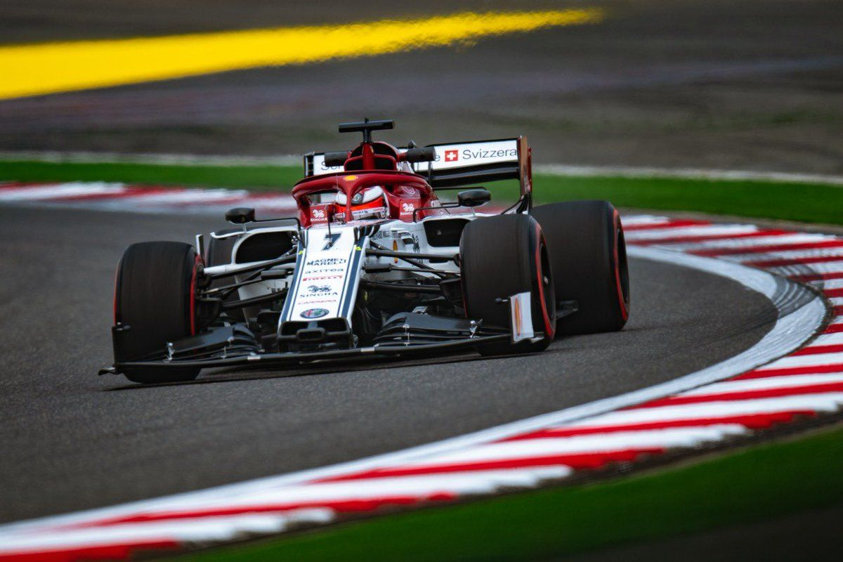 Raikkonen says Alfa Romeo has the speed to top midfield pack