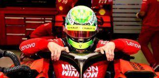 Mick Schuamcher, Ferrari
