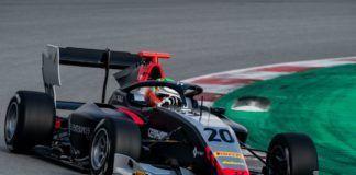 Leonardo Pulcini, F3 2019