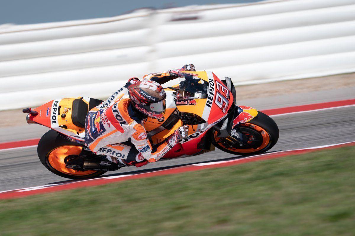 Marc Marquez, Americas GP, MotoGP