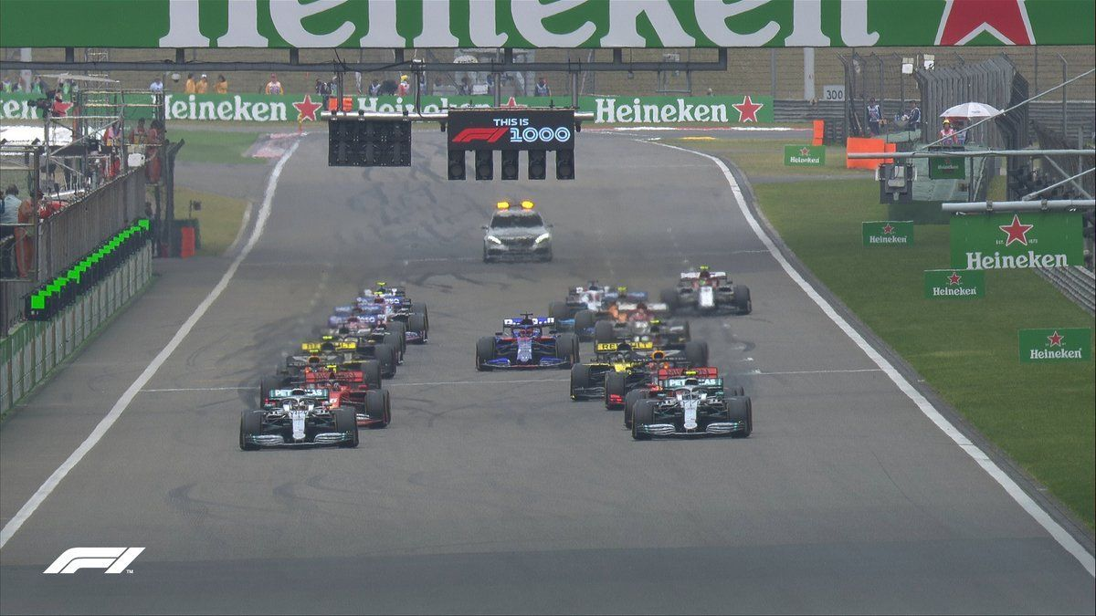 Valtteri Bottas, F1 Chinese GP