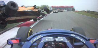 Daniil Kvyat, F1 Chinese GP