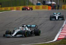 Lewis Hamilton, Mercedes, Chinese GP, F1