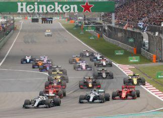 Chinese GP, F1