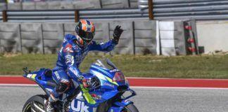 Alex Rins, MotoGP, Suzuki, Americas GP