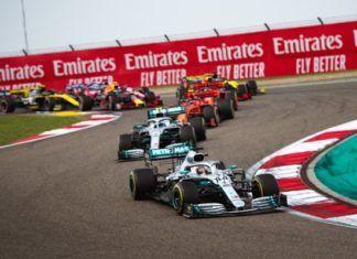 Lewis Hamilton, F1 Chinese GP