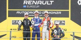 Recap of Formula Renault Eurocup and Formula Regional European Championship