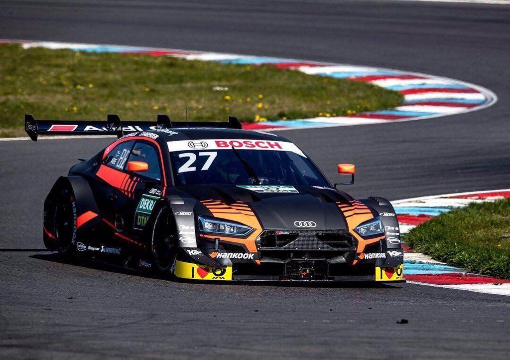 Pietro Fittipaldi, Audi, DTM
