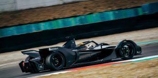 Mercedes Formula E car