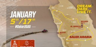 Dakar Rally, 2020 Saudi Arabia