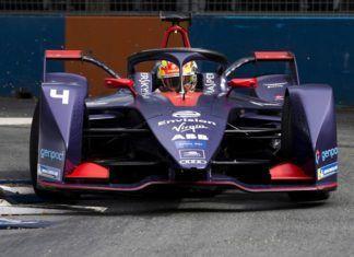 Robin Frijns, Formula E