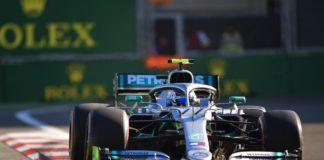 Valtteri Bottas, Azerbaijan GP