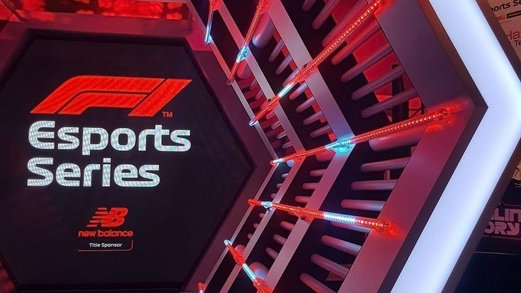 F1 ESports 2019