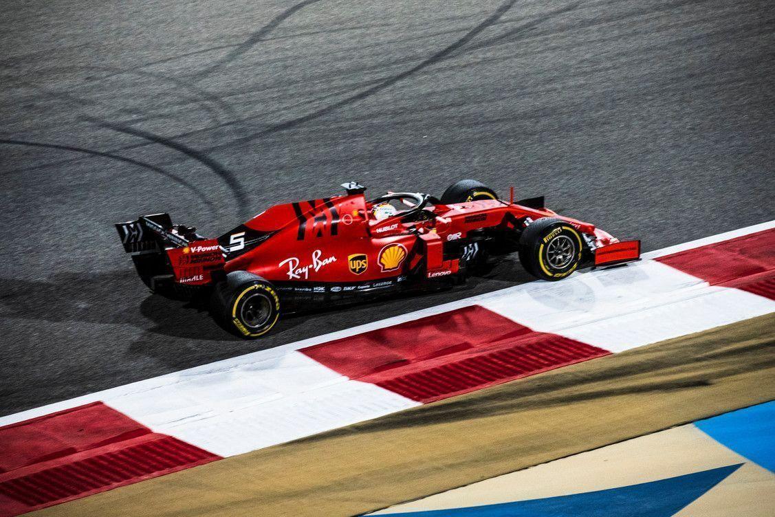 Sebastian Vettel, F1, Bahrain GP