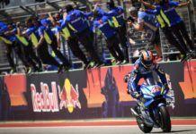 Alex Rins, Suzuki, MotoGP