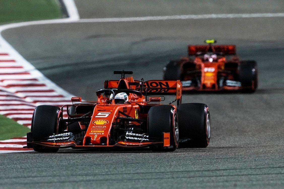 Ferrari, Azerbaijan GP, F1