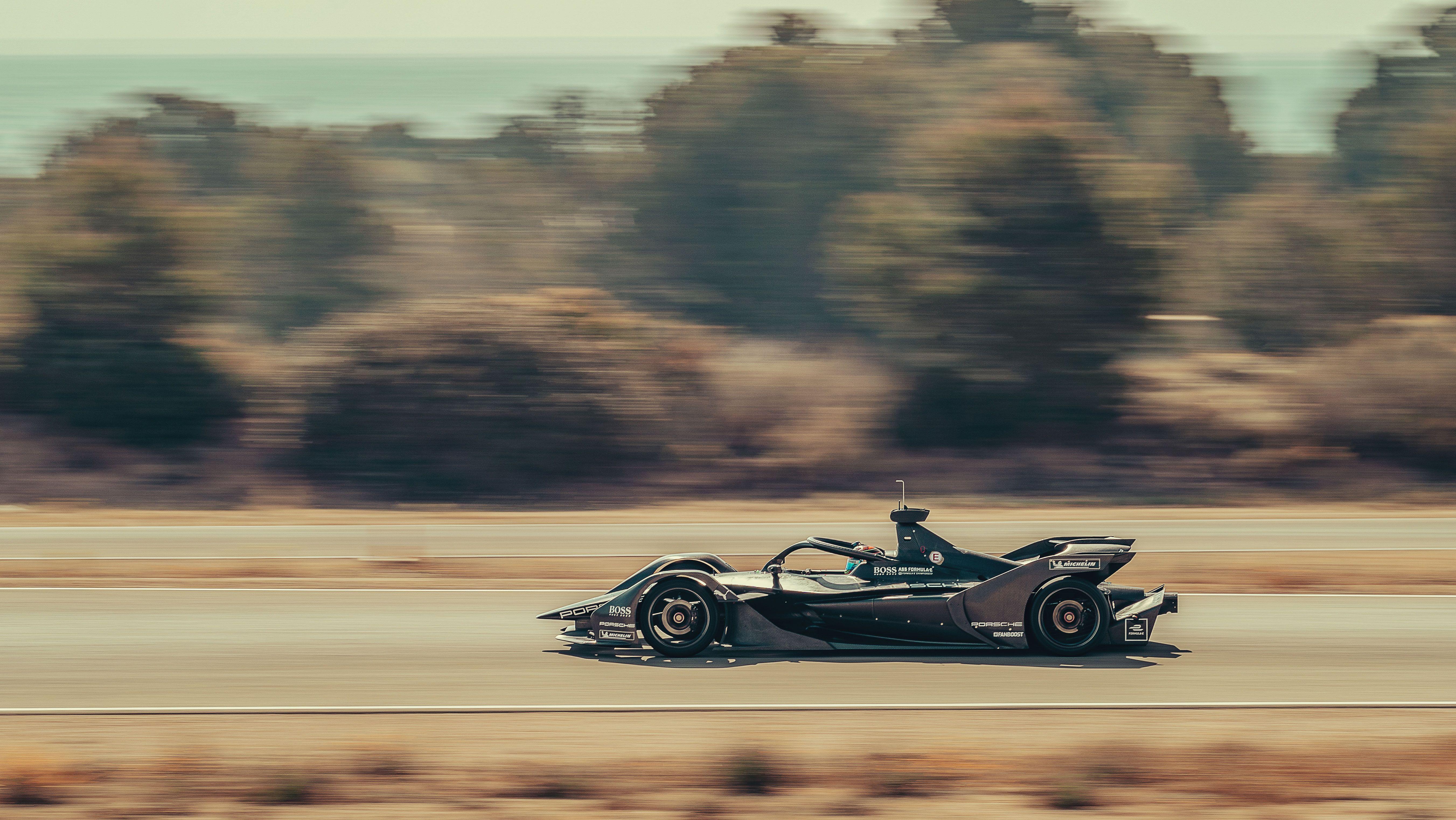 Brendon Hartley, Porsche Formula E