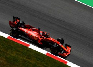 Mattia Binotto on Ferrari F1 tyre issues