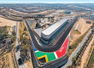 F1 indicates interest from Africa in Marrakesh and Kyalami