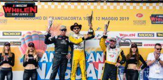 Jacques Villeneuve, Euro NASCAR