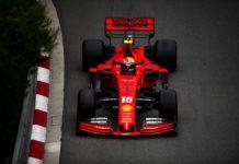 Charles Leclerc, F1, Monaco GP