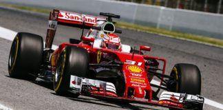Antonio Fuoco, Ferrari F1 Test