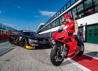 Andrea Dovizioso, DTM, Audi, MotoGP