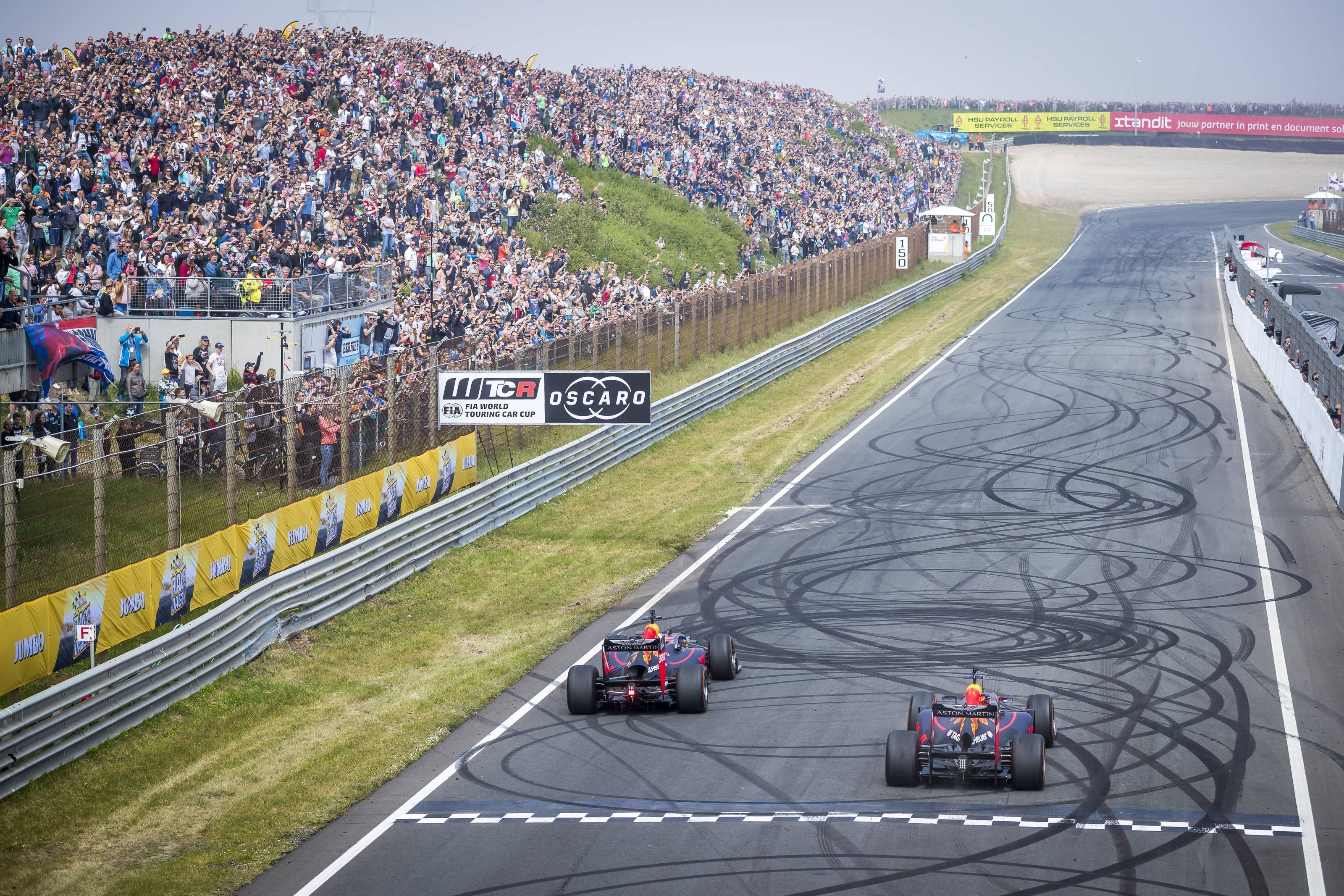 Dutch Gp Return Confirmed At Zandvoort After 35 Years From F1 2020