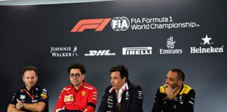 Mercedes, Red Bull on Ferrari team order