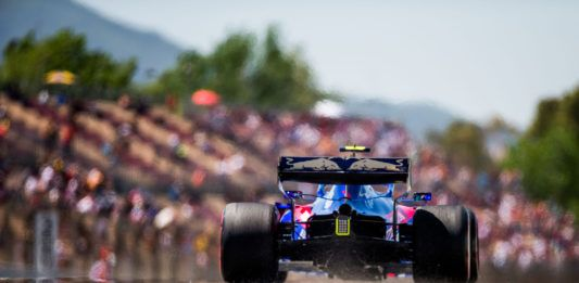 F1 opens tender for fuel system components