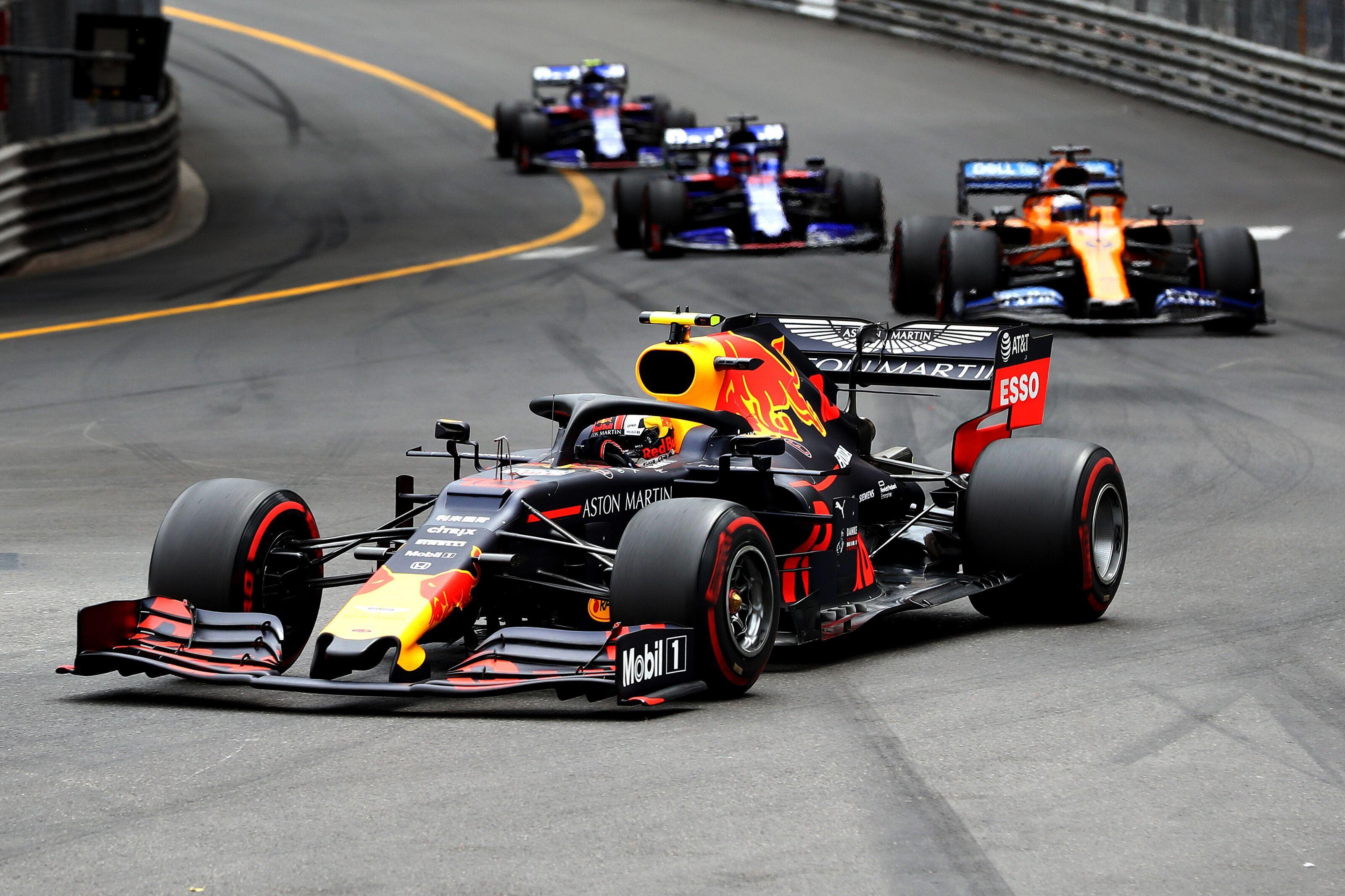 Ross Brawn hails Red Bull, Toro Rosso work with Honda F1
