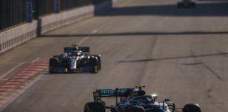 Mercedes, F1 Azerbaijan GP