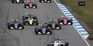 David Coulthard talks W Series as F1 support