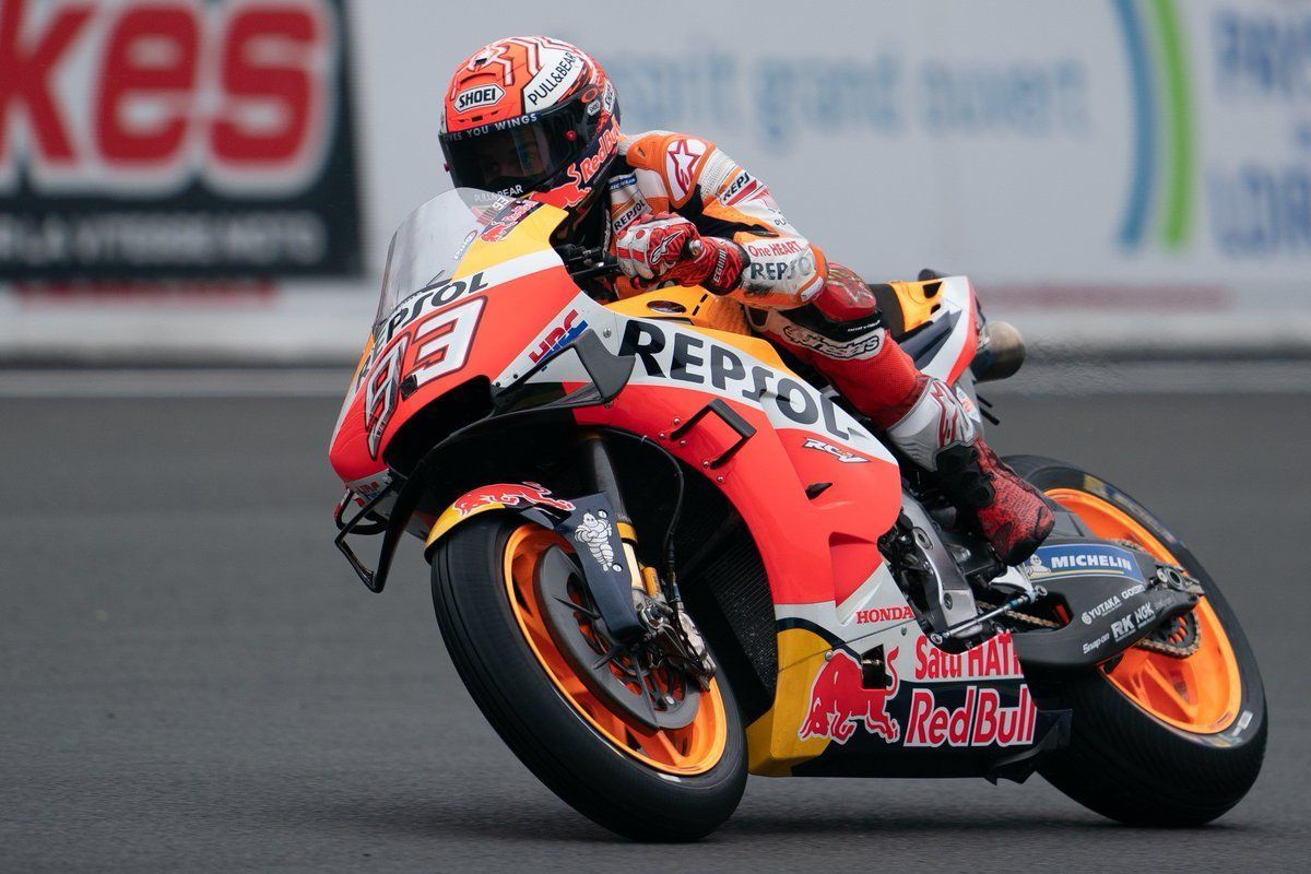 Marc Marquez, French GP, MotoGP