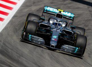 Valtteri Bottas, Spanish GP F1